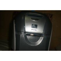 Impresora De Carnet Pvc Zebra Pvc P110 ( Solo Para Repuesto)