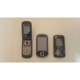 Radios Nextel I465, I412 E I-one(sucatas)