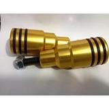 Slider P/ Moto Hornet Dianteiro Hornet Kit Com 2pç Dourado