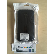 Funda Armadura Uso Rudo Motorola Moto G3 3ra - Fotos Reales!