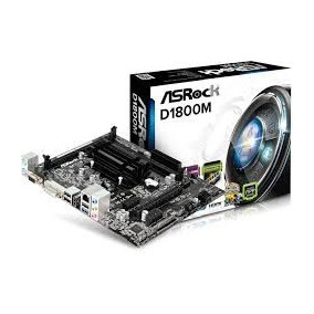 Combo Tarjeta Madre D1800m + Procesador + Memoria Ram 4gb