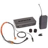 Shure Blx14 / Sm31-h9 Sistema Inalámbrico Con Micrófono Aur