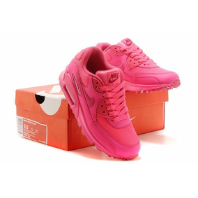 Zapatillas Nike W. Air Max 90 Premium De Niña. Ultimos Pares