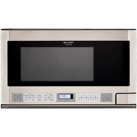 Sharp R Pies 1-1 / Watt Cúbicos Over-the-counter Microonda
