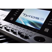 4000 Vozes Para Yamaha Tyros 1,2,3.4 / Psr3000 / Psr-s