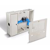 Caixa Para Medidor Relógio De Água Sabesp Até 2 Hidrometros