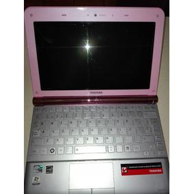 Toshiba Nb 200 Rosada *para Repuestos*
