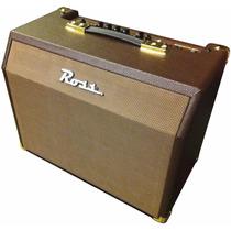 Ross A-25c - Amplificador 25w Deluxe Para Guitarra Acustica