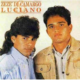Cd Zezé Di Camargo E Luciano É O Amor 1991 - Novo Original