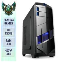 Cpu Pc Gamer Amd A8 3870 3.0 Ghz 4gb Ati Radeon 6550d Hdmi