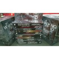 The Walking Dead Box - 5 Volumes - Lacrado- Coleção Livros