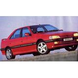 Peugeot 405 Burletes De Puertas X 2