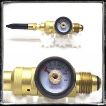 Válvula Para Tanque De Gas Helio