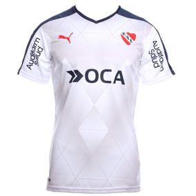 Camiseta De Futbol Puma Futbol Cai Away Ii Hombre Gr/bl