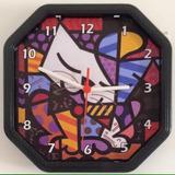 Relógio De Parede Romero Brito