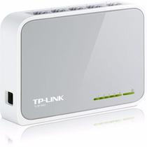 Switch Desktop 5 Portas 200mbps Tp-link 10/100 Tl-sf1005d