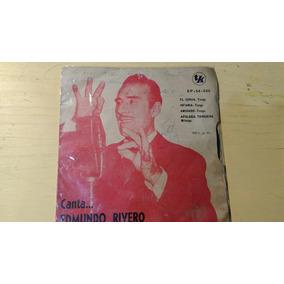 Vinilo Edmundo Rivero Autografiado.