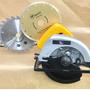 Serra Circular Sa 110 1050w +dois Disco Vidia E Turbo 180mm