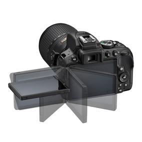 Nikon D5300 Kit 18-55vrii Wifi Full Hd 24mp Pant 3 Abatible