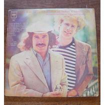 Simon & Garfunkel - Los Más Grandes Éxitos - Vinilo Lp Nac.
