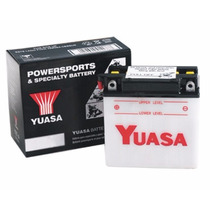 Bateria Yb 12-aa Yuasa Cb400 Cb 450 Cbr450 Sr