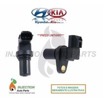 Sensor Velocidade Caixa Câmbio Saida Hyundai Sonata Tucson