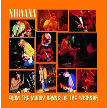 Nirvana Cd From The Muddy Banks Of The Wish Original Nuevo