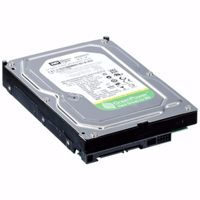 Hd Western Digital 500gb Sata 3gbs Pc 7200rpm Wd Green Power