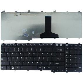 Teclado Toshiba L350 L500 L550 P300 A500 A505+ Garantia Us