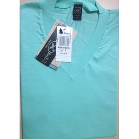 Camiseta Hering Masculina - Gola V 42ub