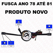 Chave Seta Fusca 78 79 80 81 Alavanca Limpador Alerta Farol