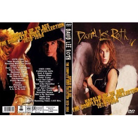 David Lee Roth - Napalm Up Yo Ass The Complete Video Collect