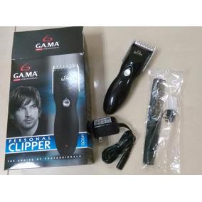 Corta Pelo Gama Clipper Cuchillas De Acero Gc541