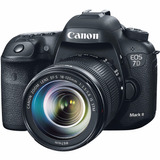 Camara Canon 7d Mark Ii Lente 18-135mm Is Stm Pedido 1 Dia