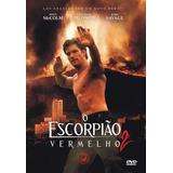 Dvd O Escorpião Vermelho 2-filme