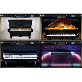 Addivtive Keys Vst 4 Pianos De Alta Qualidade