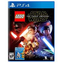 Juego Ps4 Warner Bros Lego Star Wars El Despertar De La Fuer