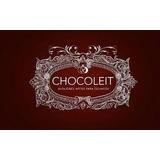 Alfajores Chocoleit Aptos Celiacos Y Diabeticos Caja X 12 Un