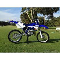 Yamaha Yz125 Em Reforma