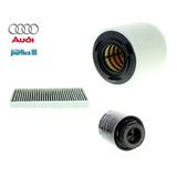 Kit Filtros Ar / Oleo / Cabine Audi A1 1.4 16v 122cv 2012