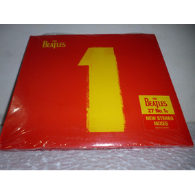 Cd The Beatles - Number One 1 - 2015 - Br Digipack Lacrado