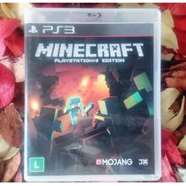 Minecraft - Legendado Em Pt Br - Mídia Física - Semi Novo