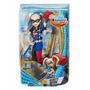 Dc Super Hero Girls Harley Quinn 30cms Import D Usa