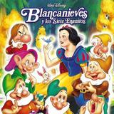 Figutiras De Blanca Nieves Y Los Siete Enanitos De Disney