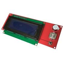 Kit Lcd 2004 P Impressora 3d Ramps 1.4 Reprap Prusa Mendel