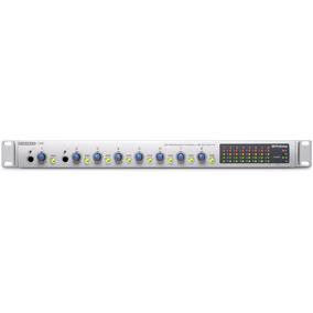 Pré Amplificador Presonus Digimax D8 Novo