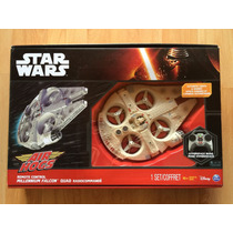 Millennium Falcon Star Wars Rc Control Remoto Dron Air Hogs.