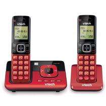 Telefono Inalambrico Vtech Doble Dect 6.0 Cs6829-26 Contest