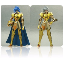 Saga Geminis Myth Ex Gold Saint Seiya Metal Club S-temple