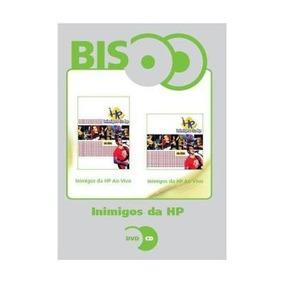 Dvd Inimigos Da Hp Serie Bis Dvd + Cd